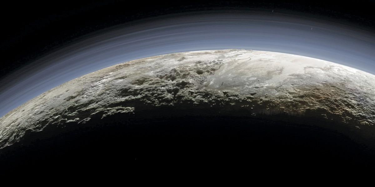 Pluto Crescent Color