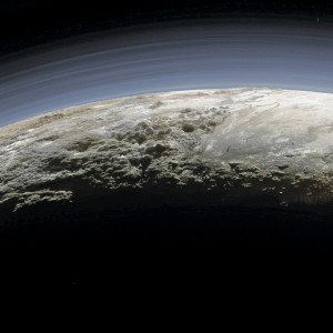 Pluto Crescent Color