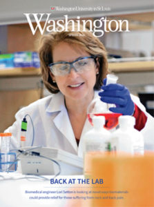 Spring 2016 Washington magazine
