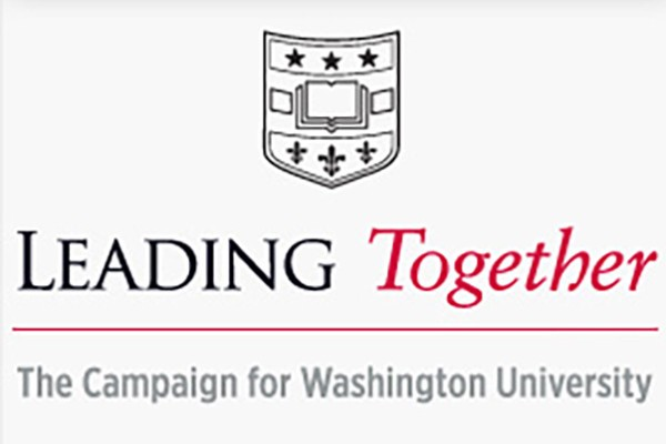 Washington University announces new goal for <i>Leading Together</i> campaign​