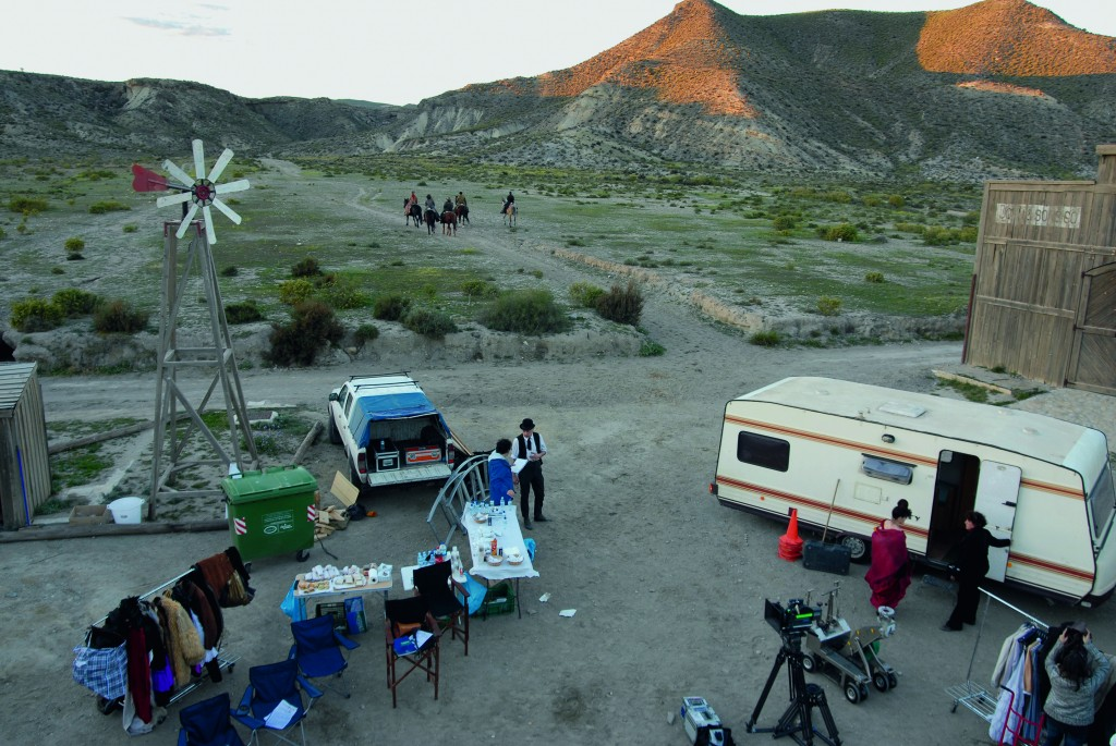 Film set in the mountains
