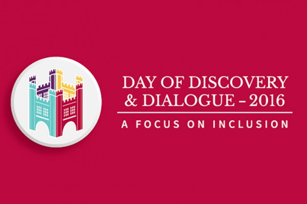 Day of Discovery & Dialogue logo