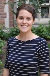 Kathryn Bollich, psychology graduate student, Washington University in St. Louis