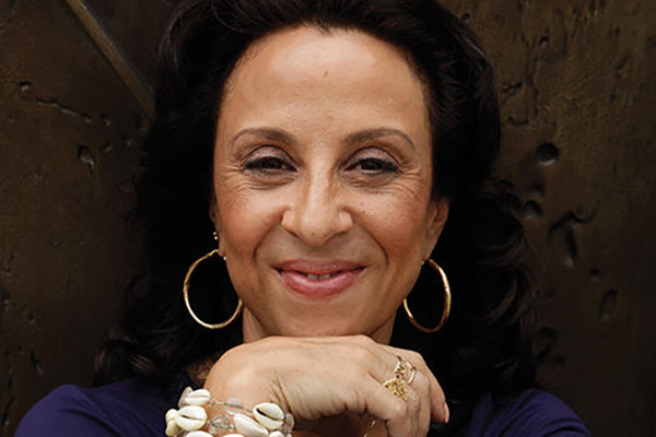 Getting to know Maria Hinojosa