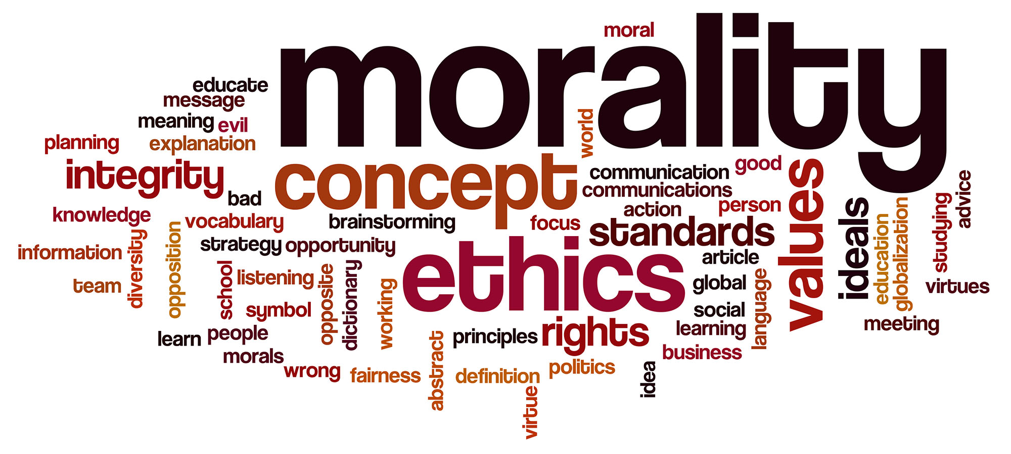 People Stay True To Moral Colors Studies Find The Source