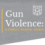 Logo for Gun Violence: A Public Health Crisis