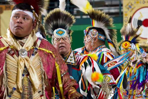 Pow Wow 2016: 'Our language helps define us'
