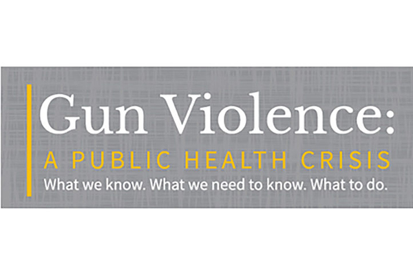 Confronting the public health implications of gun violence