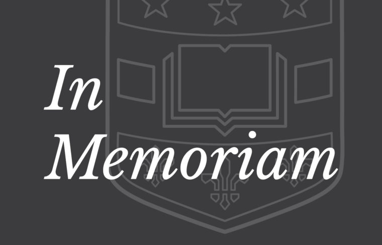 in memoriam graphic