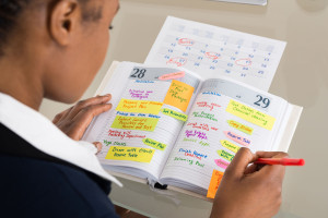 Research at Olin Business School find the key to getting most out of leisure time might involve putting down that calendar.