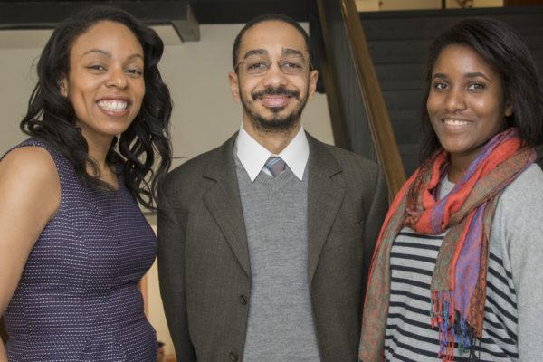 Three Bouchet Fellows