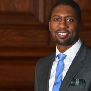 Lerone Martin, assistant professor, Danforth Center for Religion and Politics