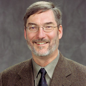 Prof. Thomas Oltmanns, Edgar James Swift Professor in Arts & Sciences, at WUSTL.