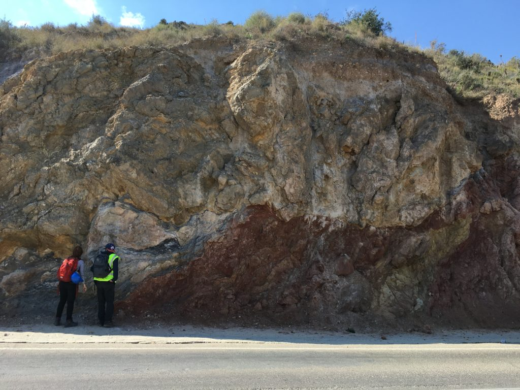 Palomares Fault Zone