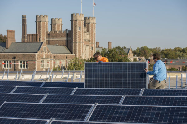 WashU Expert: Solar panel tariffs could cost Americans money, jobs