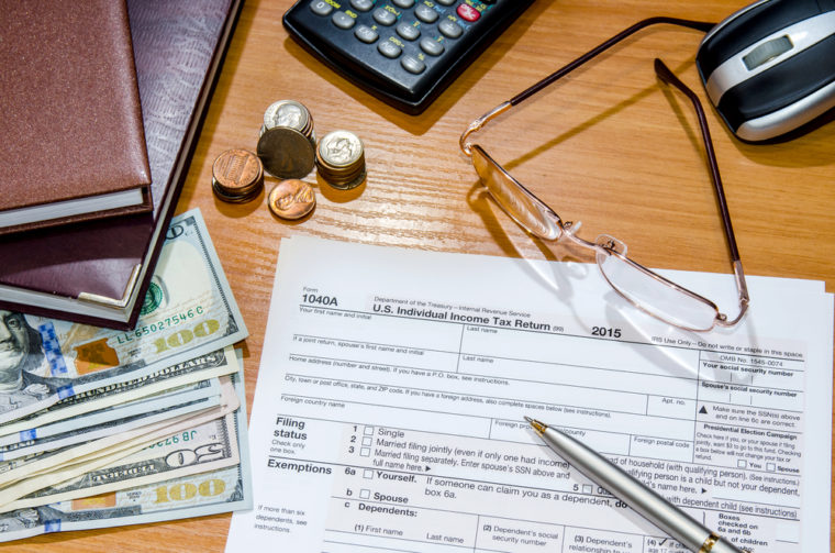 Department of Revenue offers tips for filing income taxes