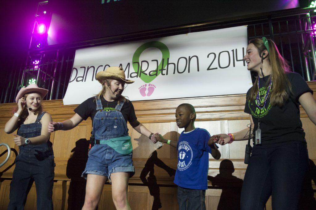 Maggie Ryan dancing