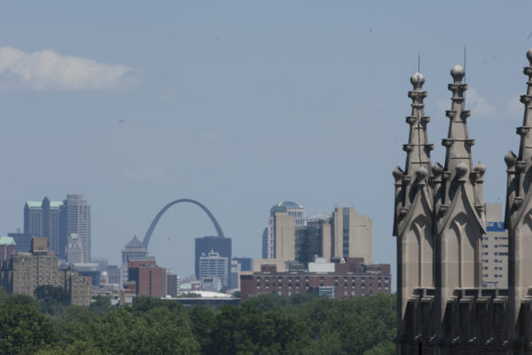 St. Louis summers can be hot, hazy, and tough for people with respiratory issues. New research from Washington University in St. Louis takes a new look at nighttime air chemistry, and how it can affect ozone levels the next day.