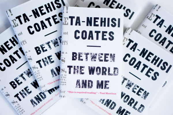 First Year Reading Program selects 'Between the World and Me'