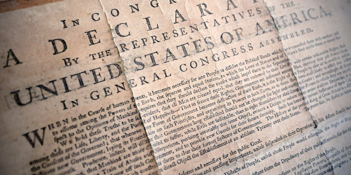 What happened on July 4, 1776? Maybe not what you think