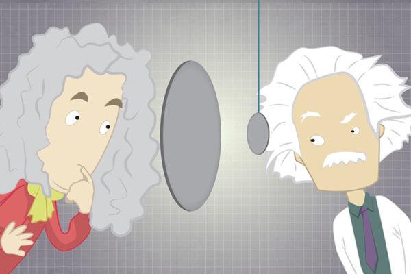 Why is gravity so weak?