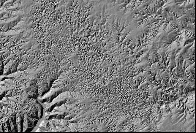 Sinkhole plain