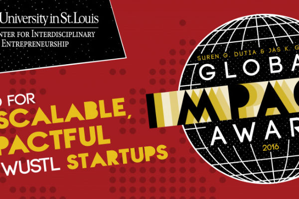 Finalists announced for Global Impact Award