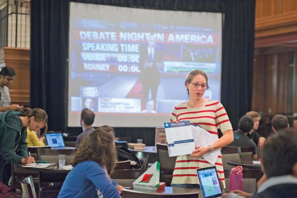 WashU Debate History The Source Washington University