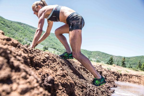 Amelia Boone, AB '06, is a corporate lawyer by day and an obstacle- course racer in her off-hours. (At press time, the editors learned Boone is recovering from an injury.) Courtesy photo
