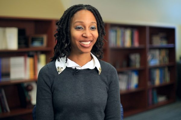 Q&A: Adia Harvey Wingfield on sociology, women and the path ahead