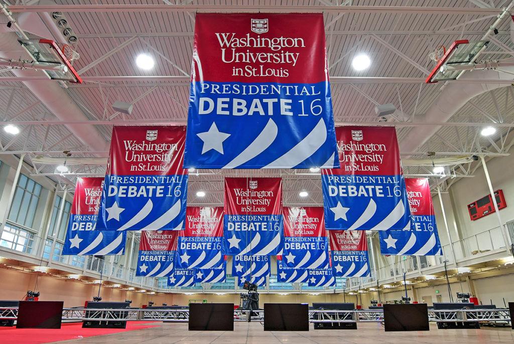 debate banner