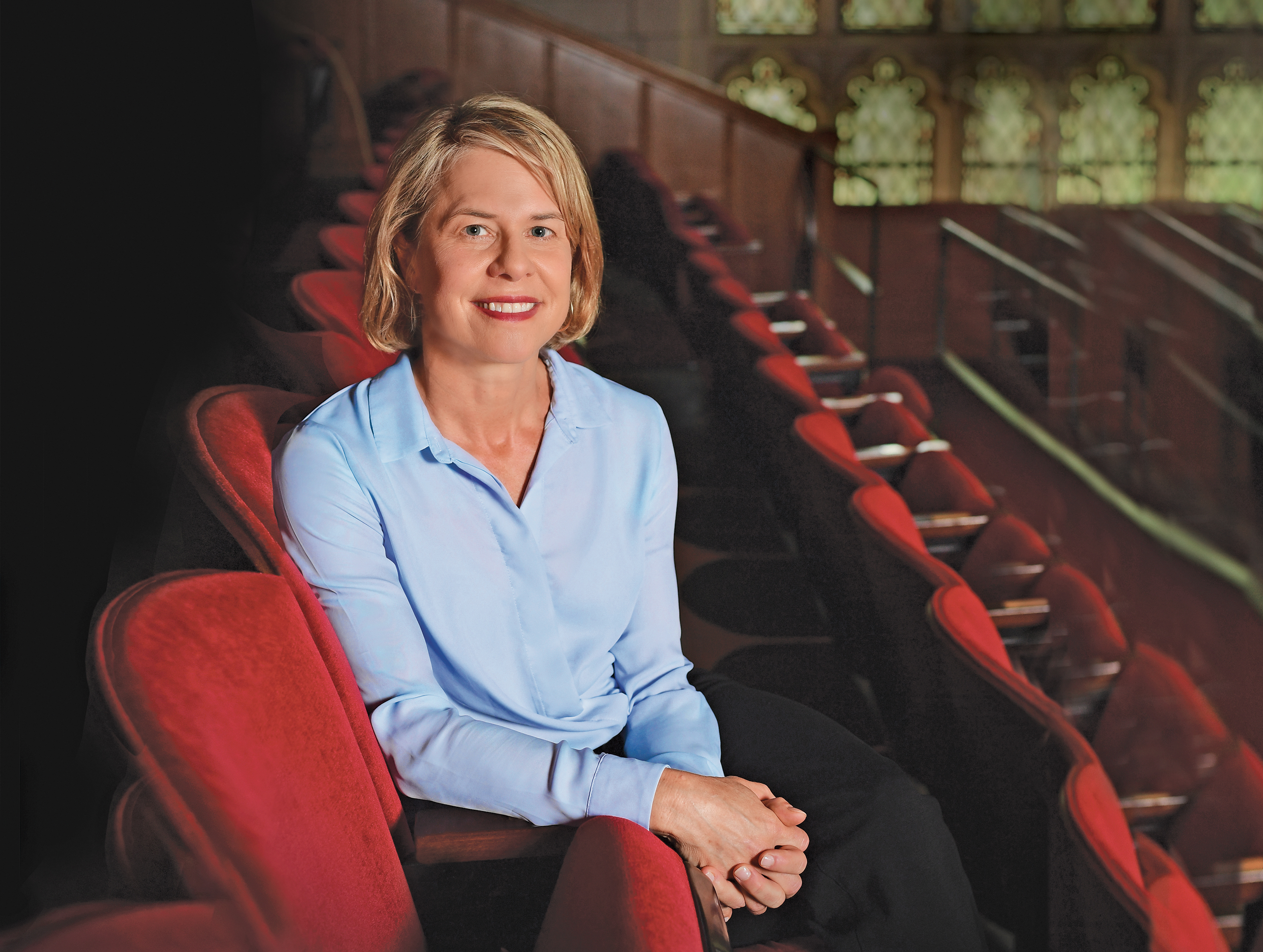Marie Griffith, director, John C. Danforth Center on Religion and Politics