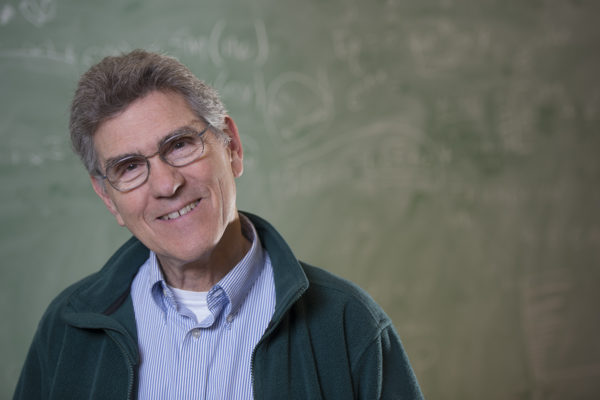 Physicist honored for finding new symmetry in space and time