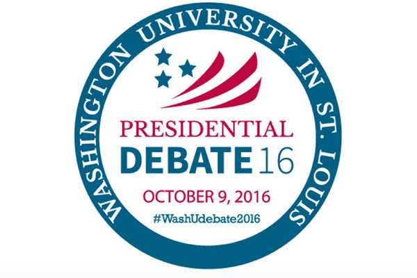 B-roll/photo opportunities announced for site of presidential debate at Washington University