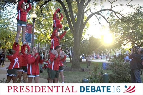 Debate Insider: Oct. 9,2016