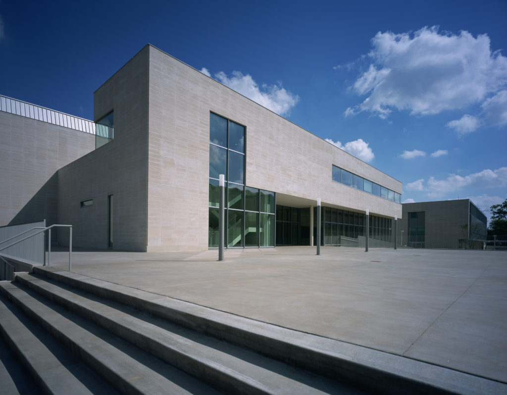 Mildred Lane Kemper Art Museum. (Photo: Robert Pettus/Maki and Associates)