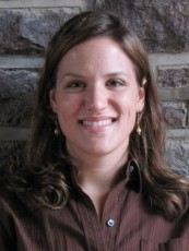 Stephanie Musgrave, graduate student, anthropology