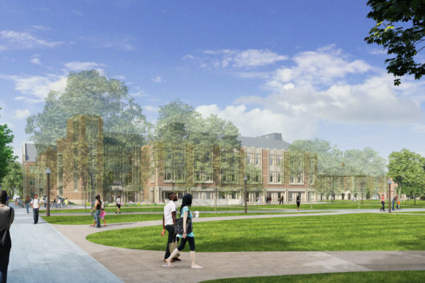 Jubel Hall rendering