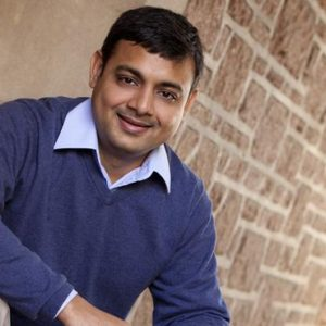 Amit Pathak, mechanical engineer in the McKelvey School of Engineering at Washington University in St. Louis