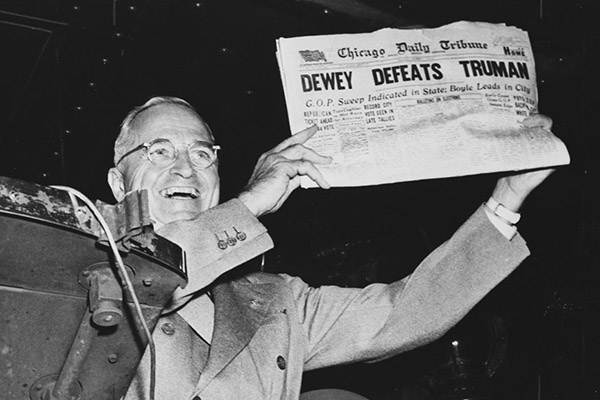 WashU Expert: The biggest upset since … 1936?