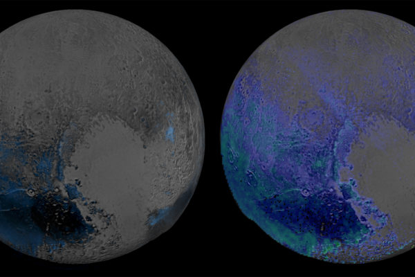 Could there be life in Pluto's syrupy sea?