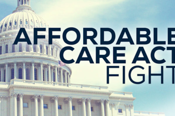 Affordable Care Act Fight