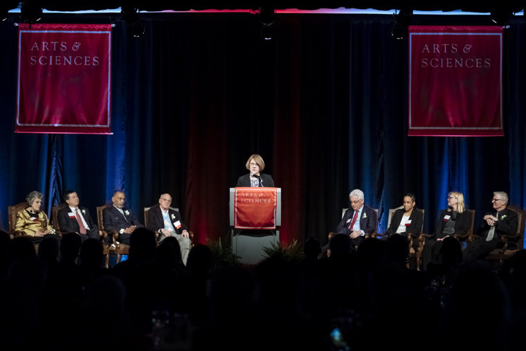 Arts & Sciences Distinguished Alumni Awards event
