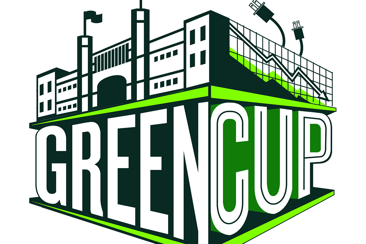 Green Cup logo