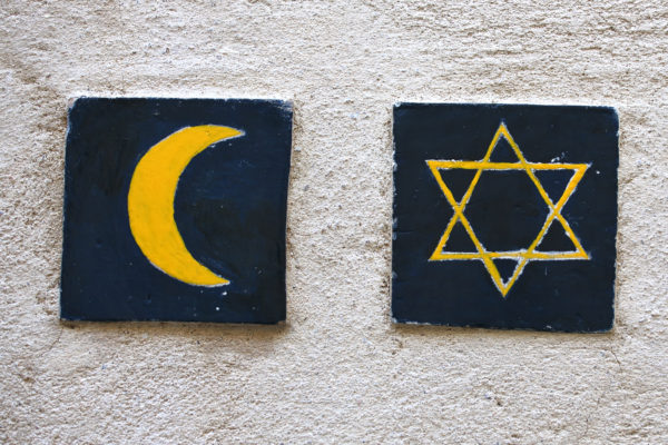 Jews and Muslims turn hate to humanity March8