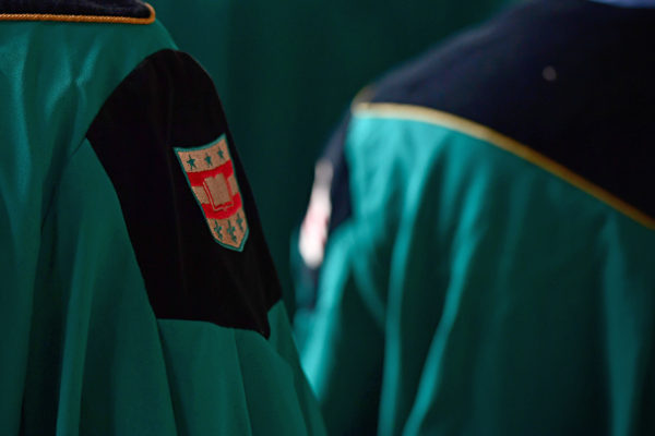 Commencement gown