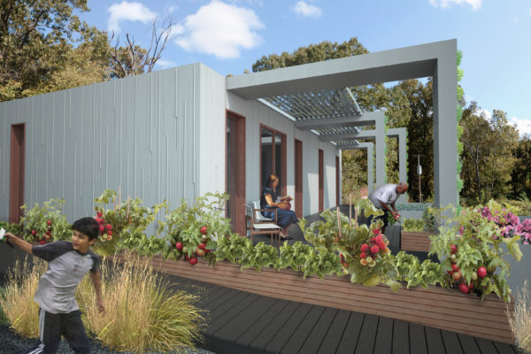 Solar decathlon: Building a sustainable future