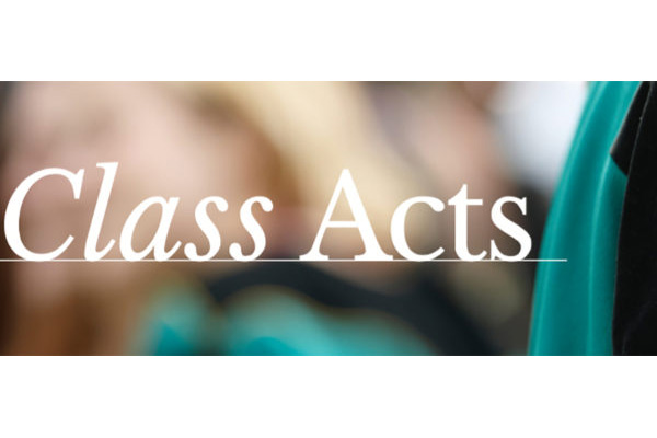 Class Acts: The innovators and entrepreneurs