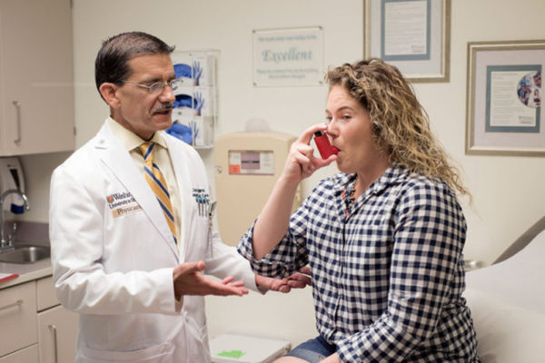 Cancer drug may help patients with severe asthma