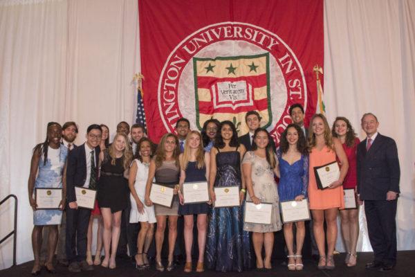 seniors honored